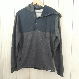 Lucky Brand Hooded Sweatshirt